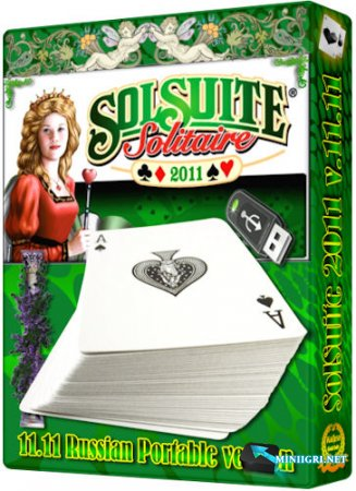 SolSuite Solitaire 2011 v11.11 (Rus)+ ������ � ����������� ���
