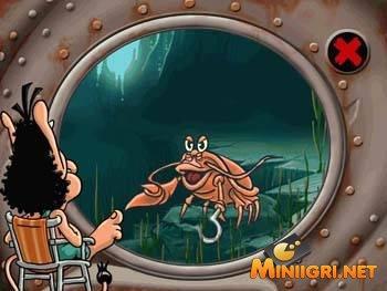 Скачать бесплатно игру кузя. Подводное сафари полную версию на.