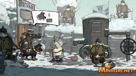 Valiant Hearts. The Great War