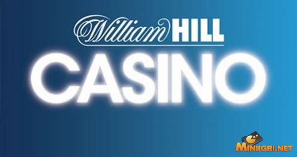 William hill casino login