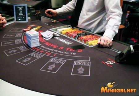 Сарренда казино в блек джеке