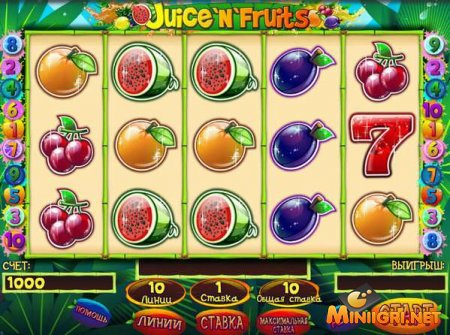������� ������� juice and fruits