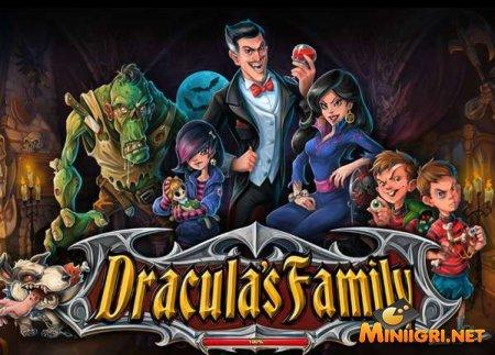 ������� ������� Draculas Family