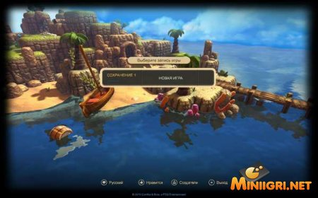 Oceanhorn. Monster of Uncharted Seas