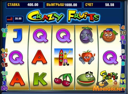 Бесплатная игра в онлайн-казино