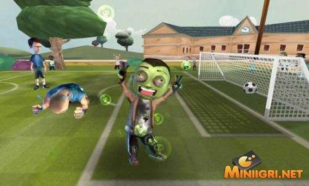 Флеш-игры о футболе
