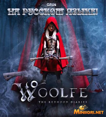 Woolfe. The Red Hood Diaries