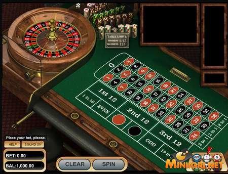 Мини игры онлайн рулетка работа в казино по всему миру