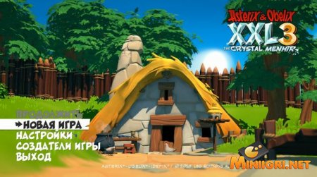 Asterix & Obelix XXL 3. The Crystal Menhir